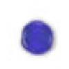Glass Flat 6mm Cobalt Blue - Strung
